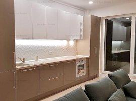 Apartament de inchiriat 3 camere mobilat- utilat Laguna Residence