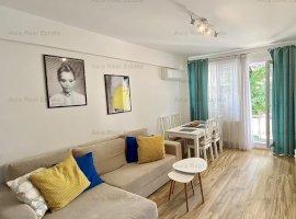 Apartament de inchiriat 3 camere  + Loc parcare inclus Bucurestii Noi