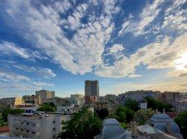Penthouse - Universitate - 2 dormitoare - terasa 126 mp - vedere 3 laturi