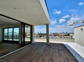 Penthouse 4 camere - Herastrau | 100mp terasa | 2 parcari ^^^Comision 0