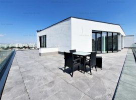 Penthouse Banu Manta | 4 camere | Vedere libera | Bloc Nou | Parcare
