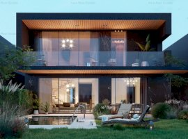 Vila Smart cu piscina | Zona Pipera | Lux