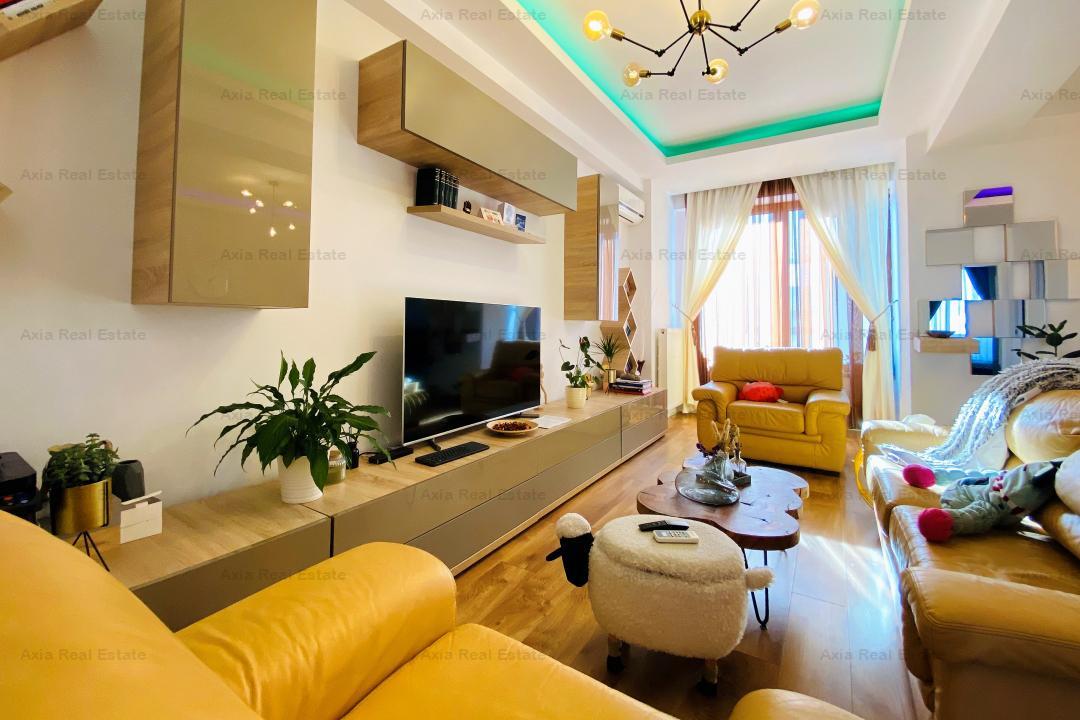 Apt. 3 camere | 1x Loc Parcare Inclus | Zona Aviatiei | Premium