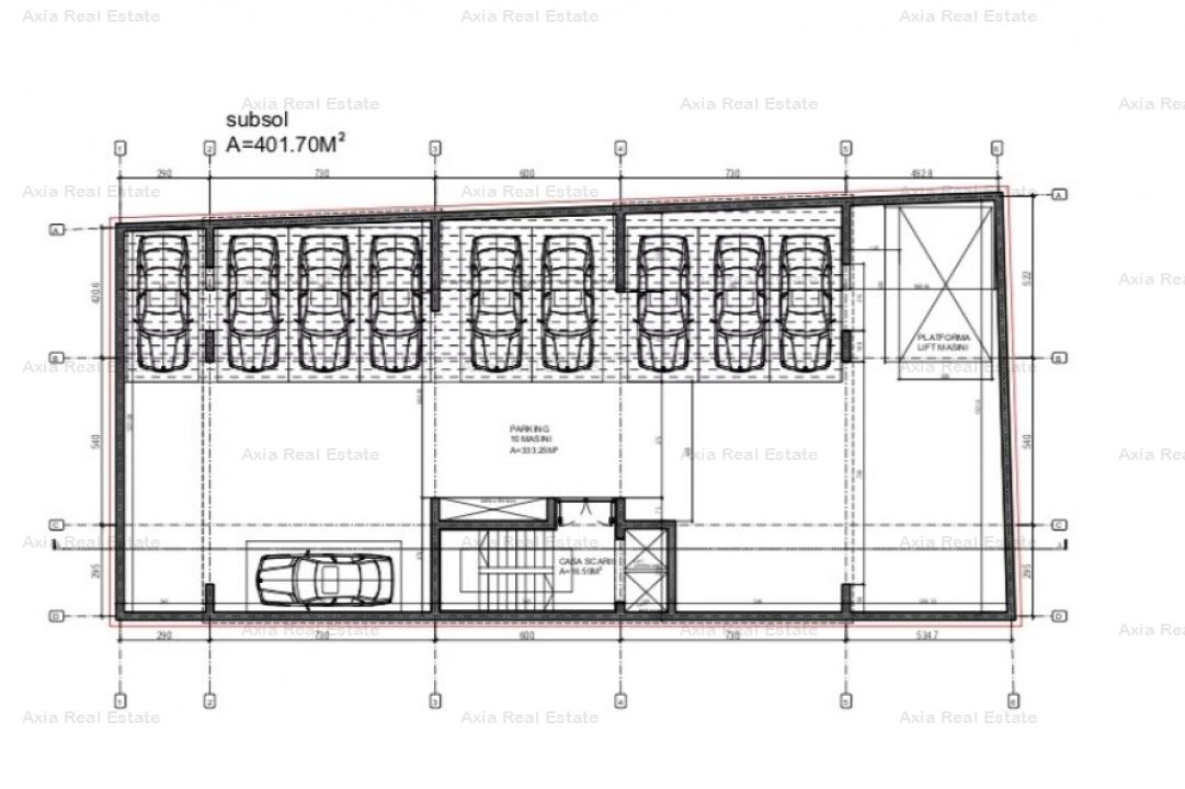 Apt. 3 camere de 97mp utili   Loc de parcare Inclus   Aviatiei   Lux