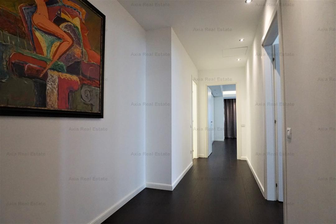 Apartament 3 camere || Floreasca || 200 mp || Premium || 2 Parcari