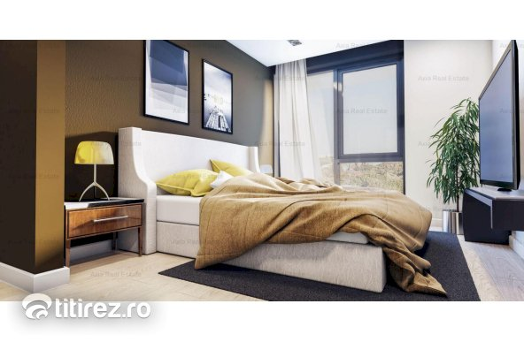 Apartamente 2 camere premium - Floreasca - Vedere lac