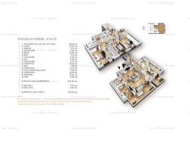 Duplex 6 camere, Baneasa, Lux