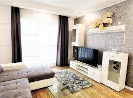 Apartament de lux | 2 camere - Paza 24/24 - Piscina - NEW