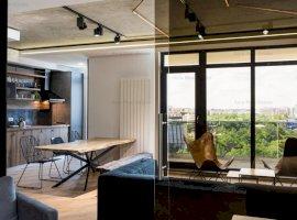 Apartament 3 camere   Zona Barbu Vacarescu   Dinamic City   Lux