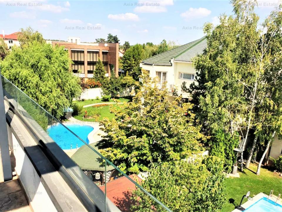NEW | 3 camere - Iancu Nicolae | Padurea Baneasa 2 Locuri de Parcare + Terasa 20mp