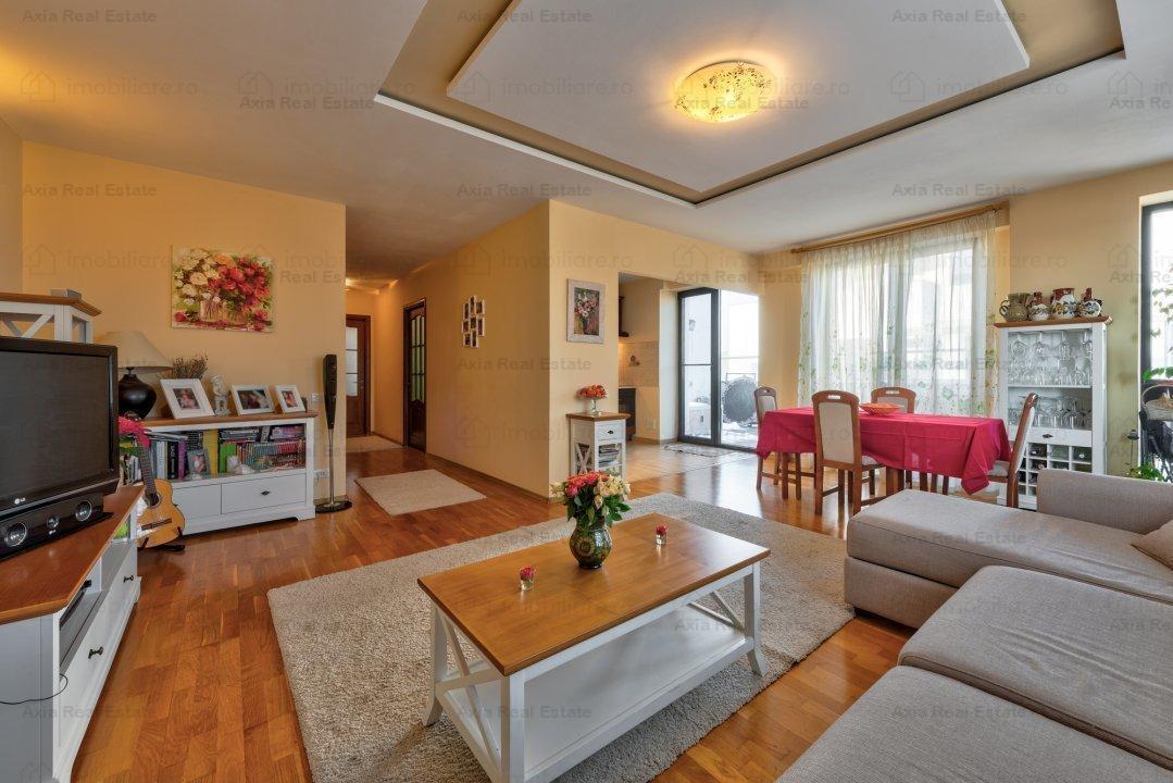 Apartament 3 camere   Piscina + Loc de Parcare (inclus)   Iancu Nicolae