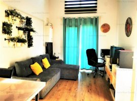 Apartament tip Loft + 40mp Terasa | Unic in Cosmopolis | Paza BGS 24/24