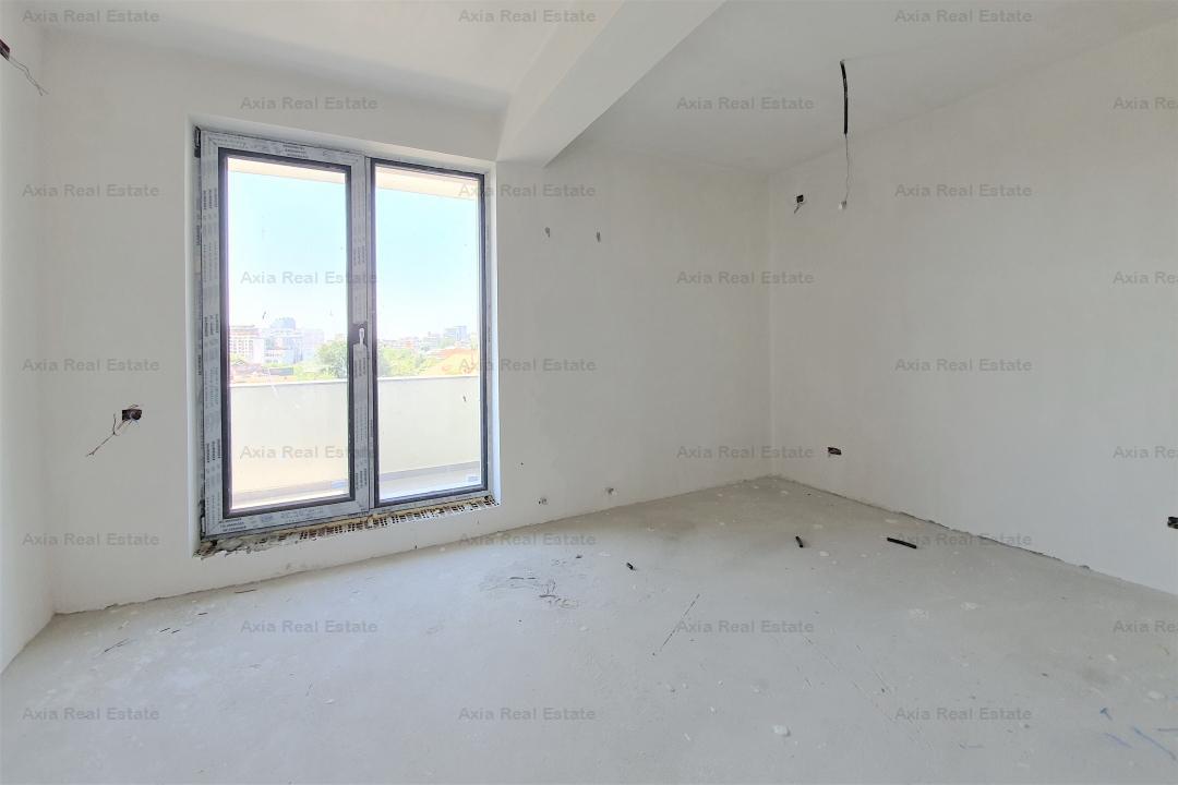 Penthouse 3 camere Eminescu | Vedere libera | Bloc Nou