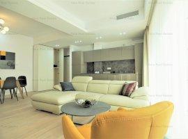 Apartament 2 camere Aviatiei   mobilat & utilat premium ^^^la Cheie