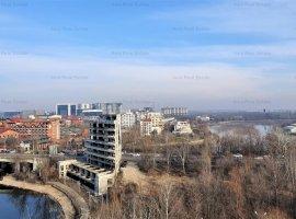 Penthouse Floreasca - Terasa 77 mp - vedere libera - comision 0%