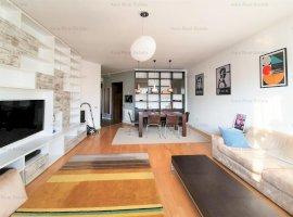 Apartament 3 camere Herastrau | Mobilat & utilat | Vedere libera