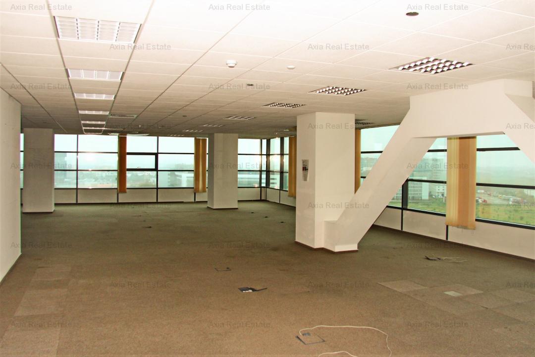 Spatiu birou in Pipera- 100-2500mp