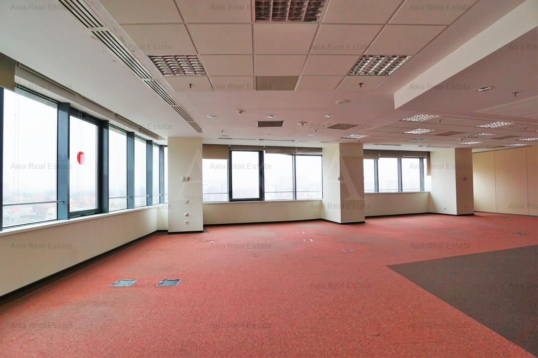 Inchiriere birouri Piata Muncii, suprafete intre 440-1190 mp
