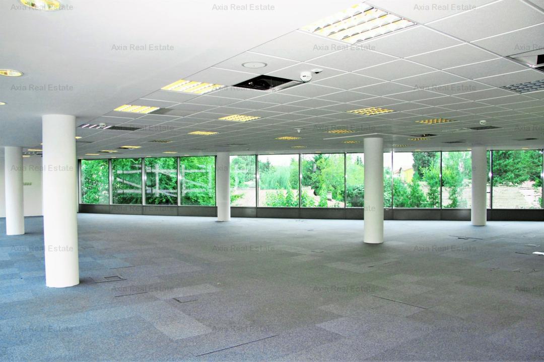 Inchirieri birouri in zona Baneasa