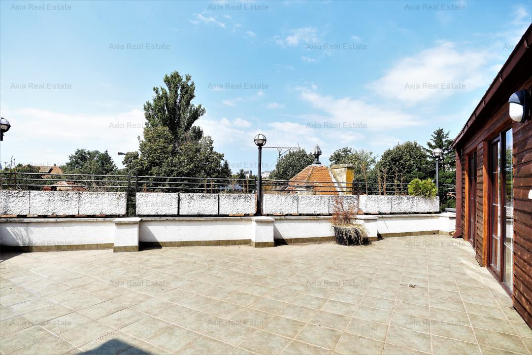 Duplex in vila - Dorobanti - Televiziune - terase generoase
