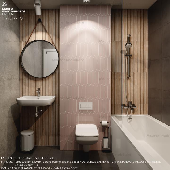 Apartament 3 camere de vanzare, Avantgarden3 Brasov
