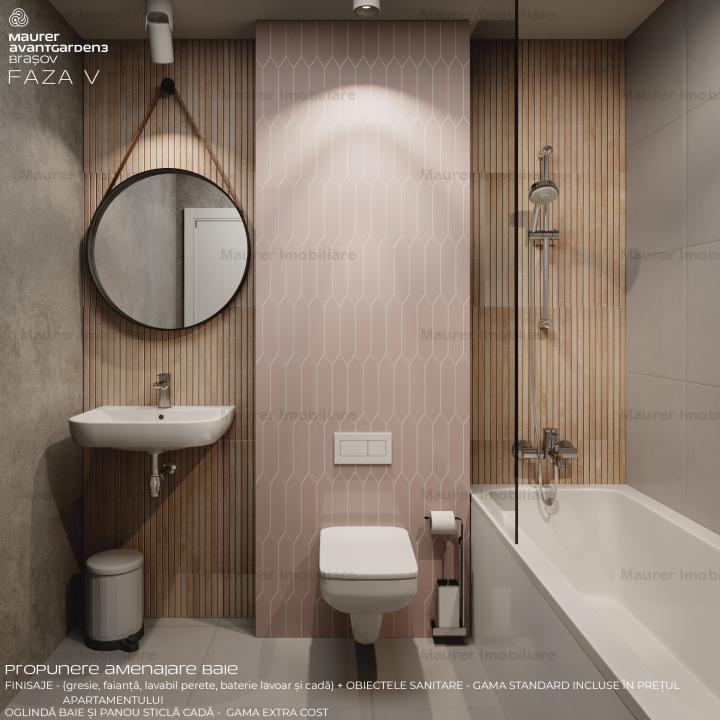 Apartament 2 camere de vanzare, Avantgarden3 Brasov
