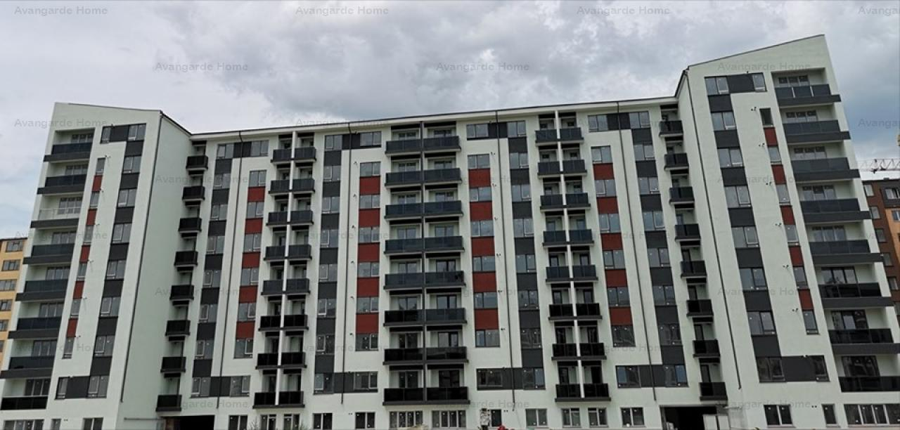 Avangarde Home Apartament 2 Camere Decomandat!!!Finalizat!!!