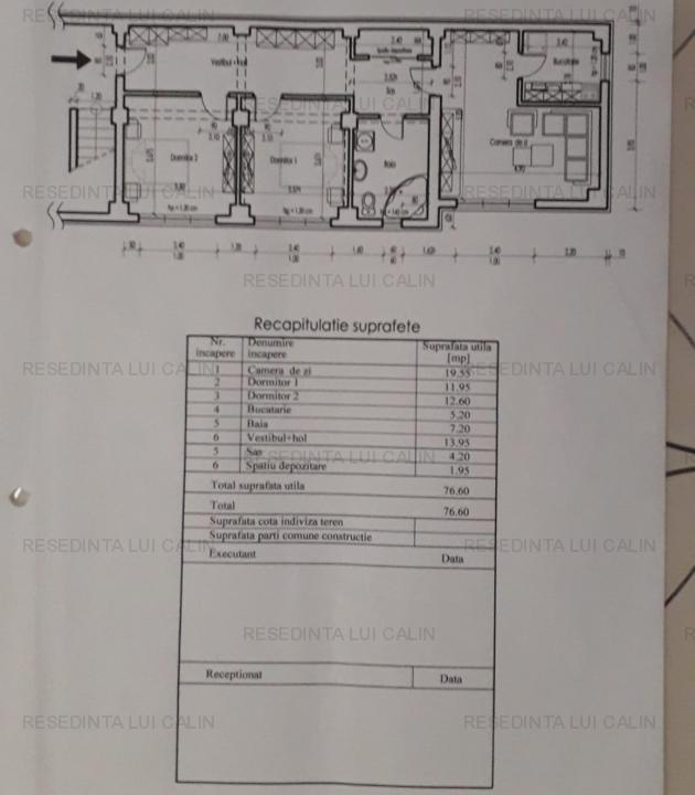Pta Gorjului - Moinesti, 3 camere decomandat + curte 100mp, Super Oferta!
