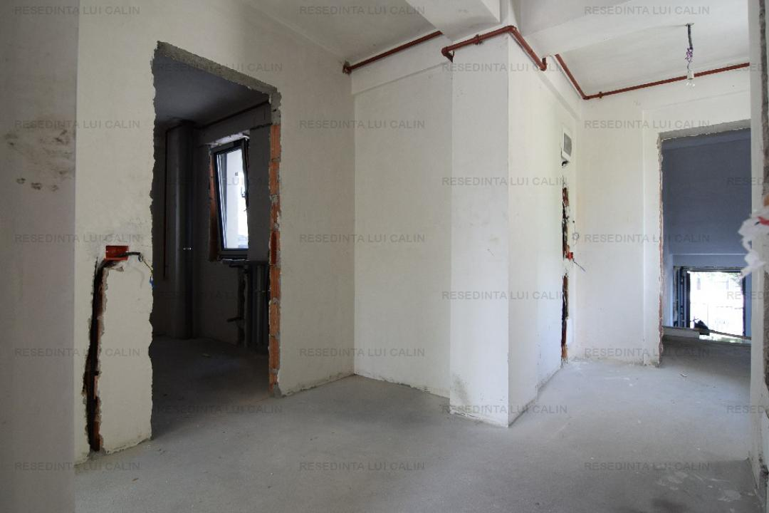 5 min metrou Jiului, apartament decomandat, bloc nou