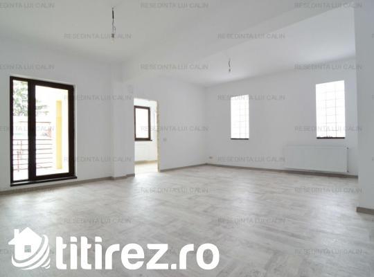 Romana - Eminescu, 2 camere cu loc de parcare, decomandat, bloc finalizat