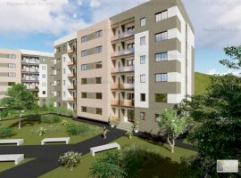 Vanzare apartament 2 camere, Bucium, Iasi