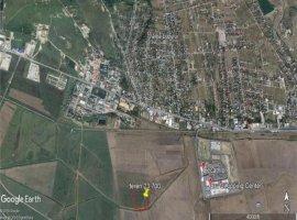 Vanzare teren constructii 23700mp, Aeroport, Iasi