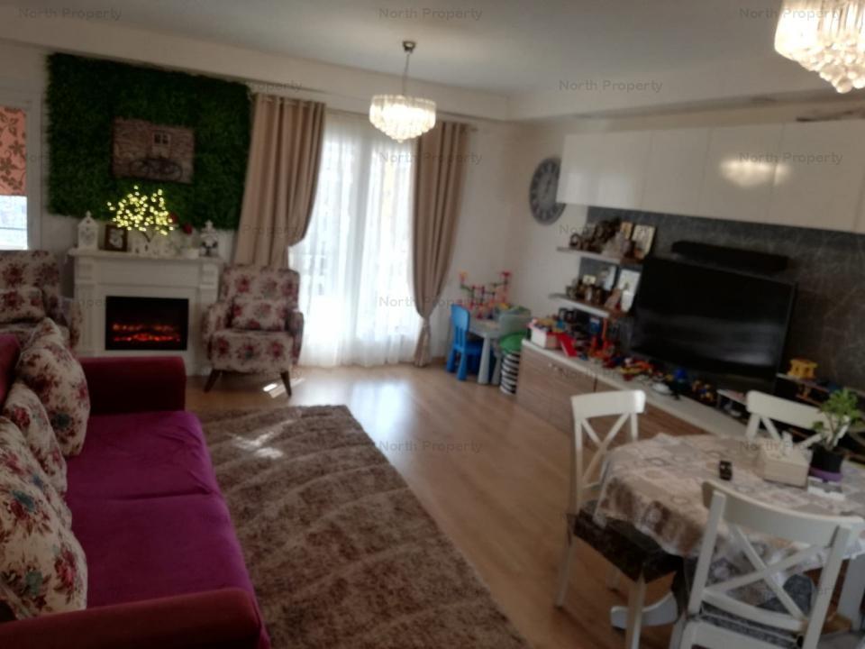 Vila 3 camere, in Complex Rezidential Cosmopolis