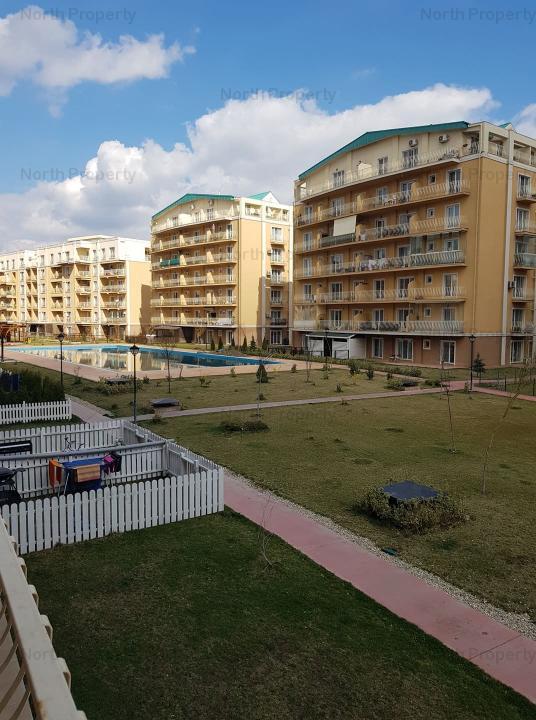 2 camere,zona Pipera,Complex Rezidential Cosmopolis