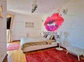 Apartament spatios si mobilat cu bun gust in zona Bucuresti Noi, Monte Carlo Palace. Merita vizionat