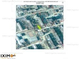 Vanzare teren constructii 178 mp, Nord, Bacau