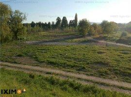 Vanzare teren constructii 2385mp, Gheraiesti, Bacau