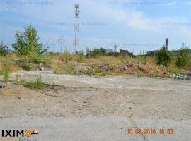 Vanzare teren constructii 10000mp, URA, Bacau