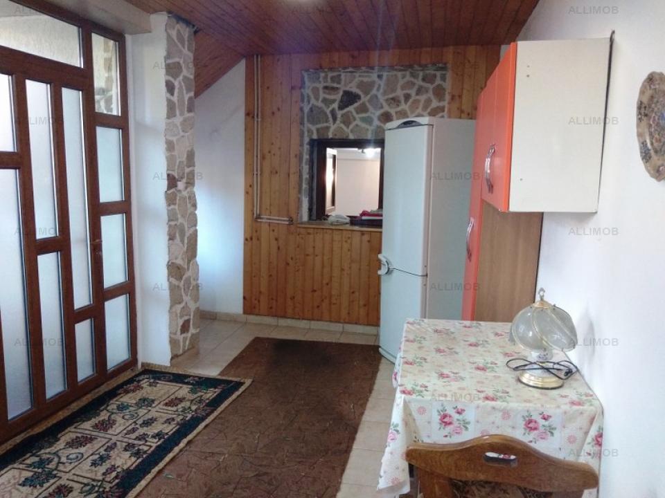 Apartment in a villa in the center of the area of Transylvania.
