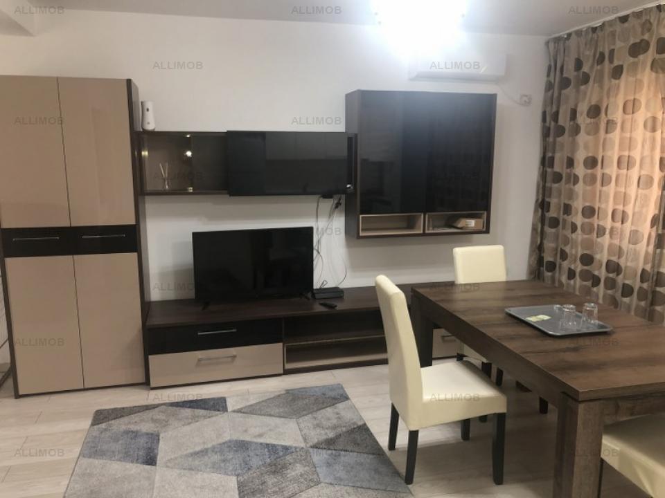 Apartament de lux, 2 camere, centrala termica,  AC, zona Malu Rosu