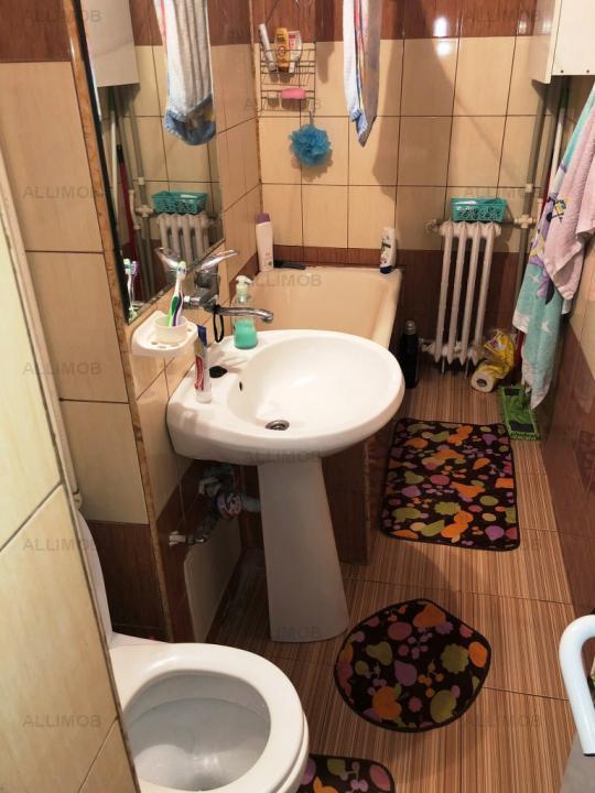 Apartament 3 camere, 51 mp utili, zona Vest, Ploiesti