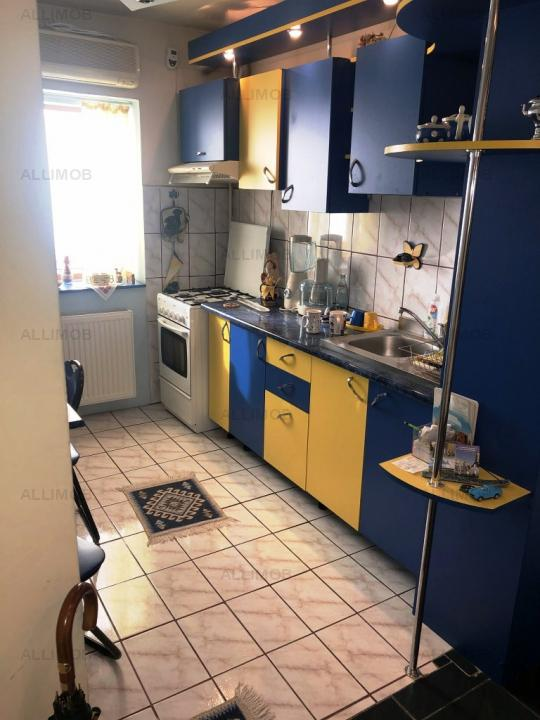 Apartament 2 camere, mobilat si utilat, zona Republicii, Ploiesti