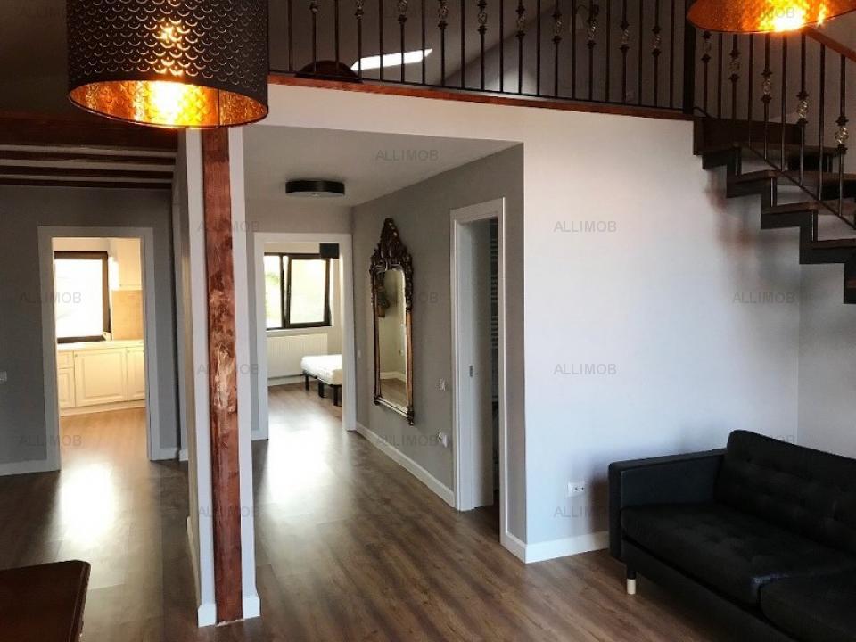 Apartament 3 camere in vila, zona Marasesti