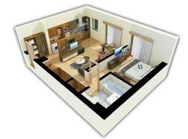 Apartament 2 camere, comision zero, cartier rezidential, Ploiesti