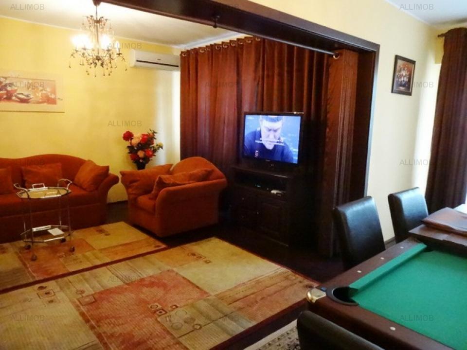 Apartament 3 camere in Bucuresti, zona Dorobanti