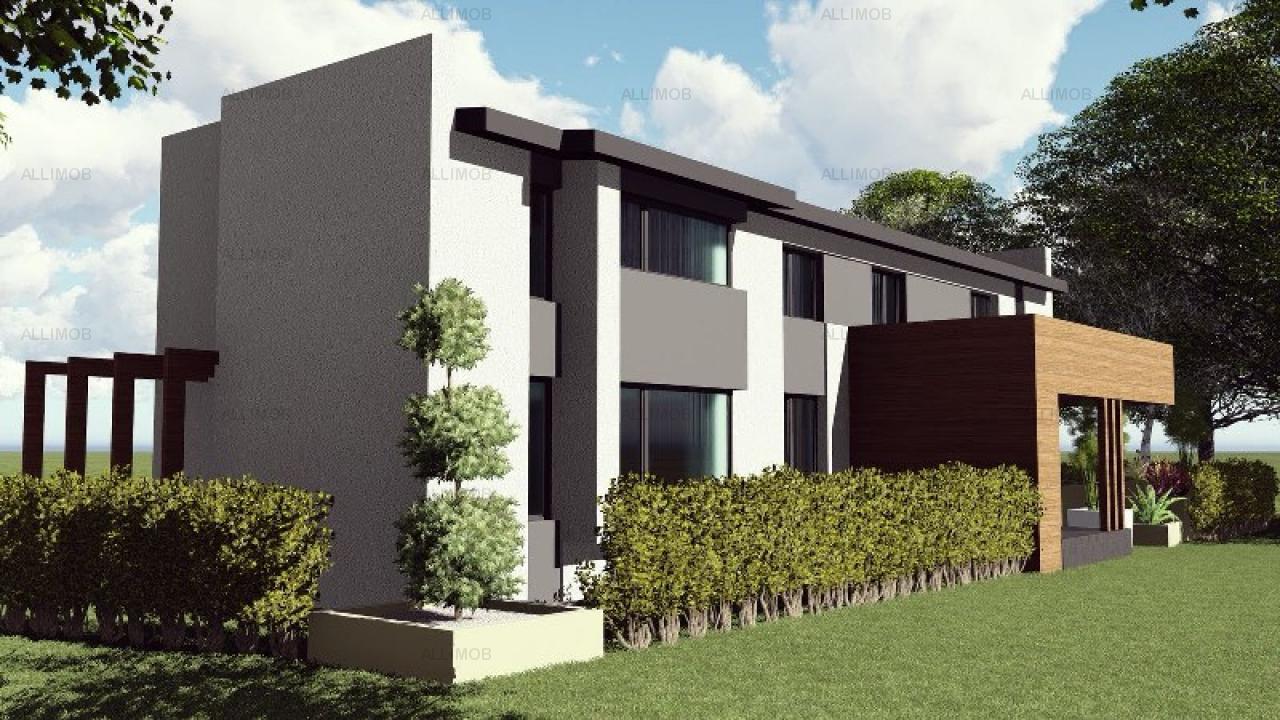 Casa in duplex in Paulesti