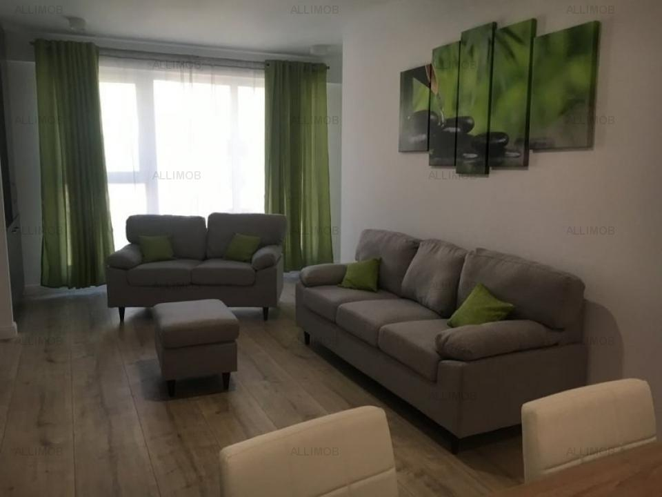 Apartament 3 camere, prima inchiriere, zona Baneasa