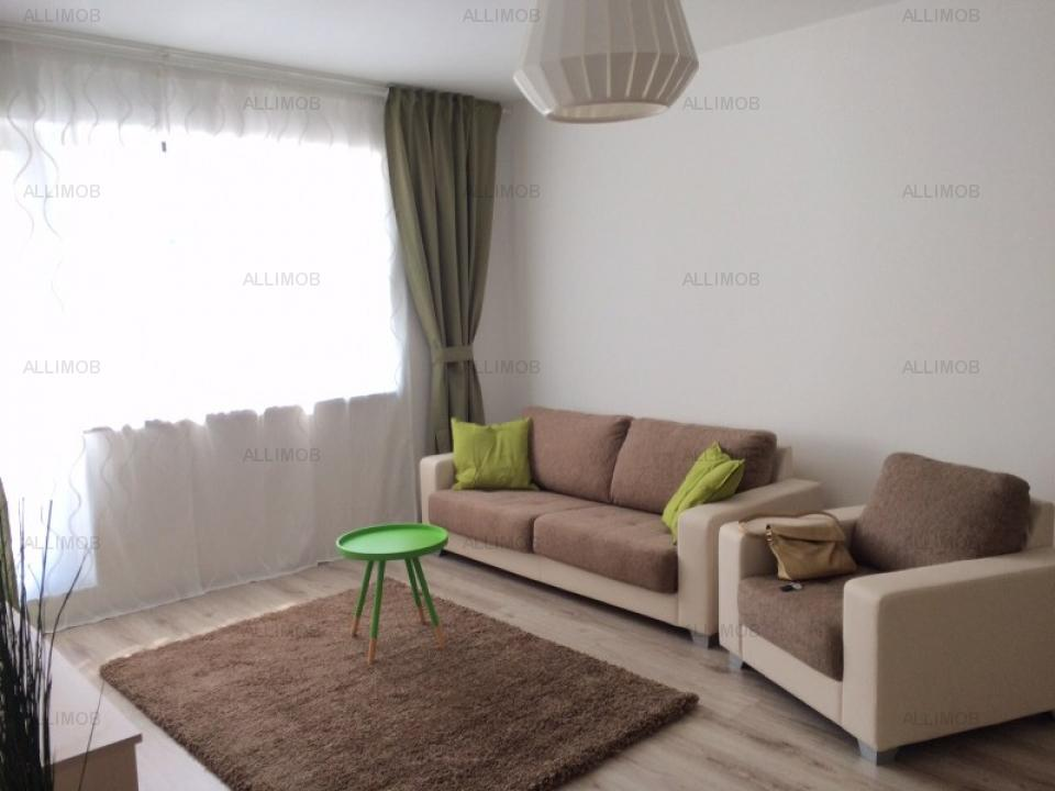 2-room apartment Baneasa area