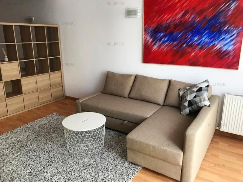 Apartament 2 camere zona Arcul de Triumf