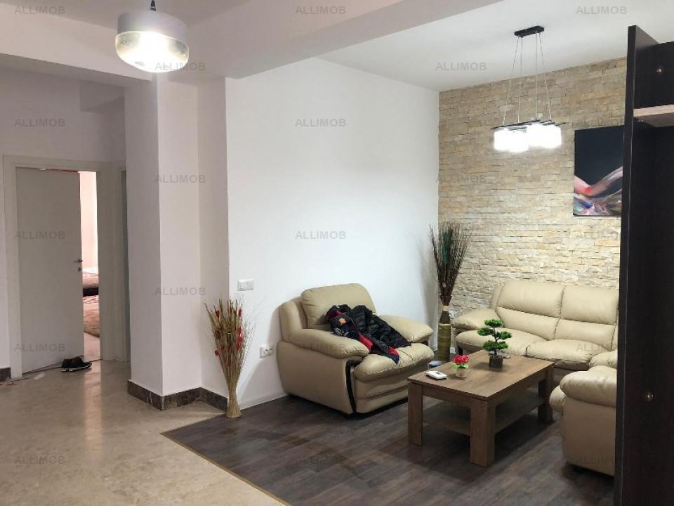 Apartament 3 camere bloc nou zona 9 Mai